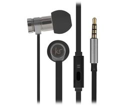 Nova KSNOVBK Earphones - Black