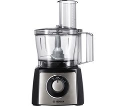 MultiTalent3 MCM3501MGB Food Processor - Silver & Black