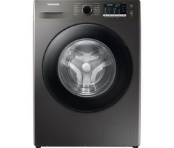 ecobubble WW90TA046AX/EU 9 kg 1400 Spin Washing Machine - Graphite