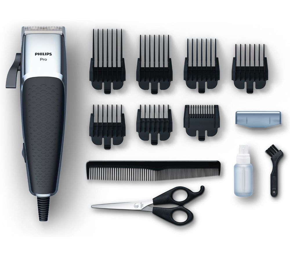 PHILIPS Series 5000 HC5100/13 Beard & Hair Clipper - Black