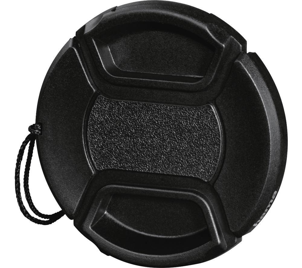 HAMA Smart-Snap Lens Cap - 62 mm
