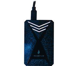 GX3 Gaming Portable Hard Drive - 1 TB, Black