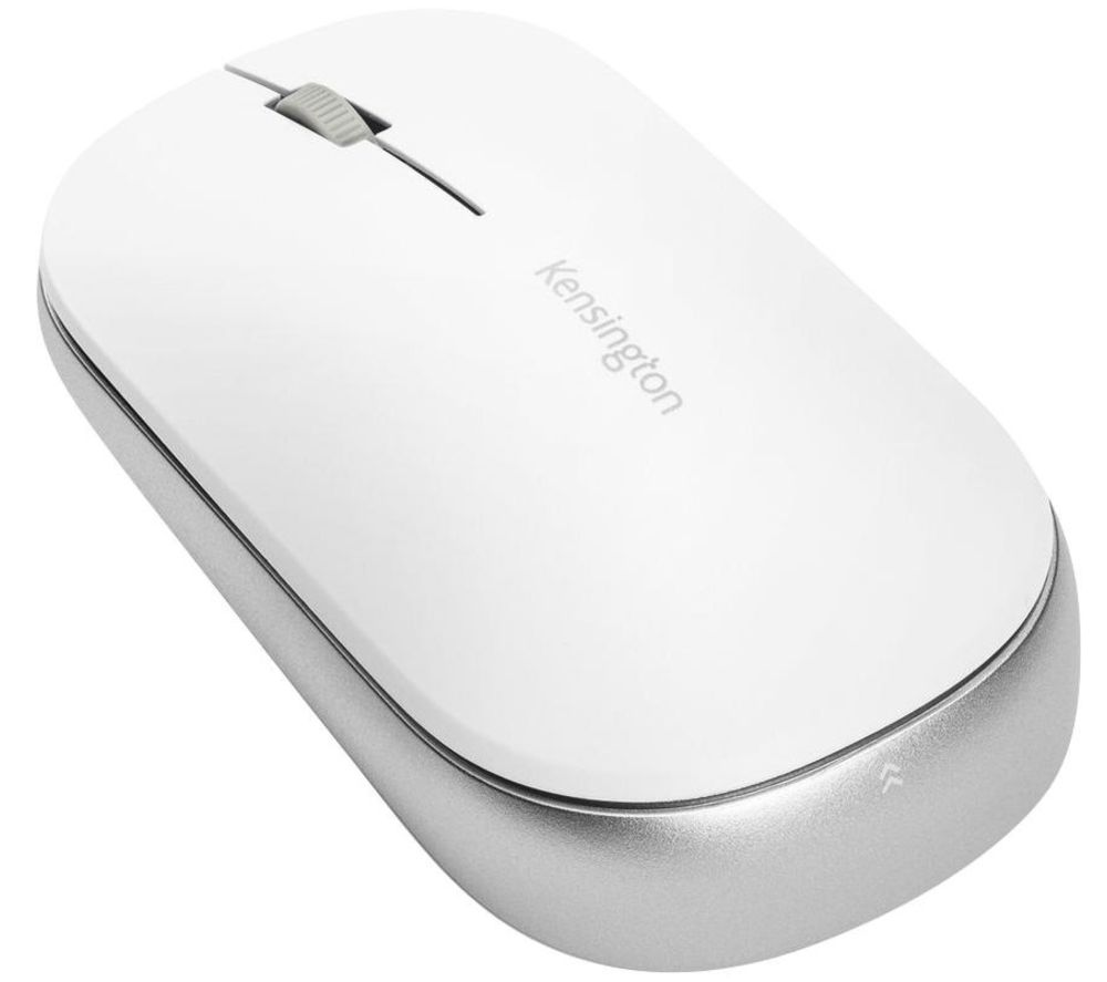 Image of KENSINGTON SureTrack Dual Wireless Optical Mouse, White