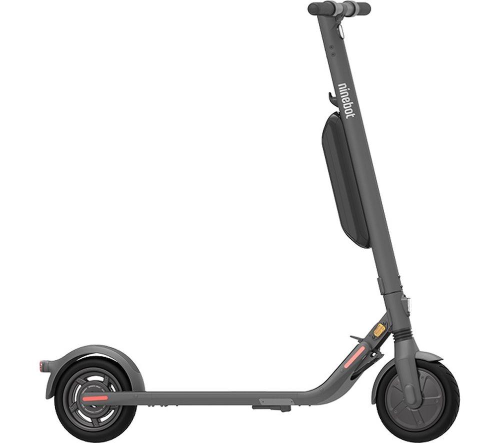 SEGWAY NINEBOT E45E Electric Folding Scooter - Dark Grey