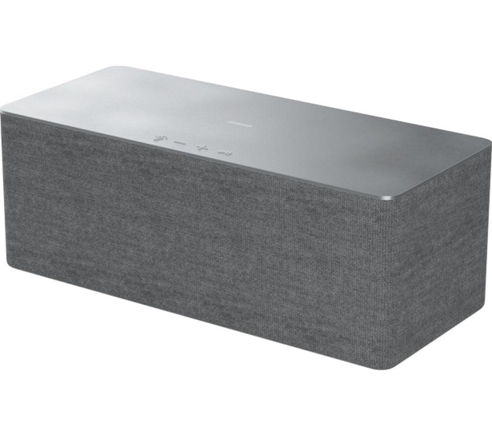 PHILIPS TAW6505/10 Wireless Multi-room Speaker - Silver