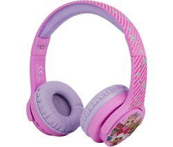 L.O.L. Surprise! Glitterati Club Wireless Bluetooth Kids Headphones - Pink