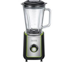 ZBL-920-GN Blender - Green & Silver