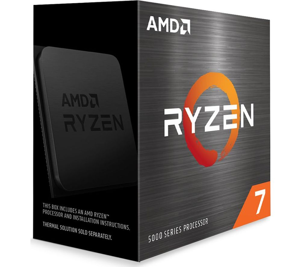 Image of AMD Ryzen 7 5700G Processor