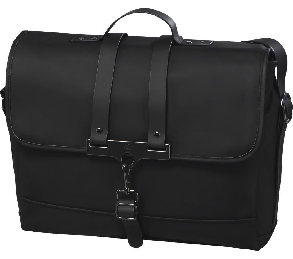 "HAMA Perth 15.6"" Laptop Messenger Bag - Black"