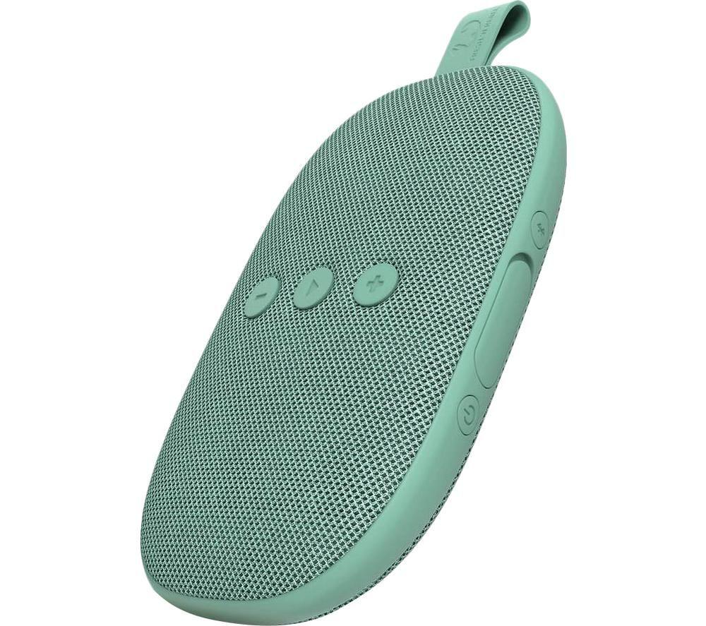 FRESH N REBEL Rockbox Bold X Portable Bluetooth Speaker - Misty Mint