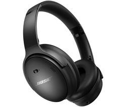 QuietComfort 45 Wireless Bluetooth Noise-Cancelling Headphones - Black
