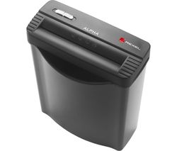 Alpha Strip Cut Paper Shredder