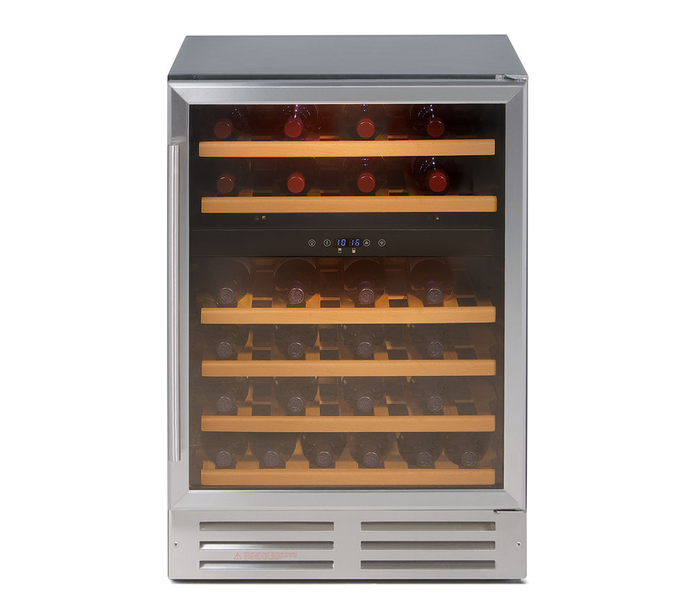 STOVES 600SS WC MK2 Wine Cooler - Silver