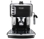 DELONGHI Scultura ECZ351BK Coffee Machine - Black