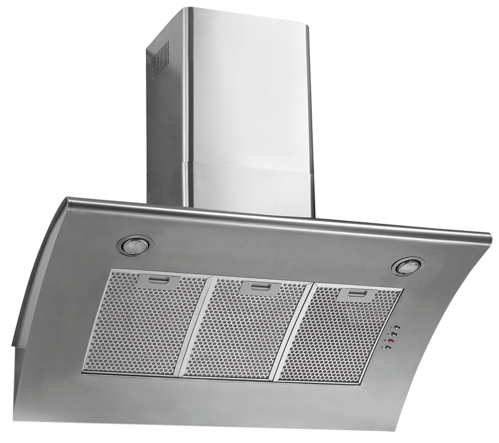 BAUMATIC BTC975SS Chimney Cooker Hood - Stainless steel