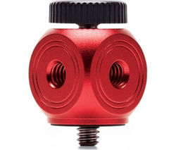 JOBY JB01326 Action Camera Hub Adapter - Red