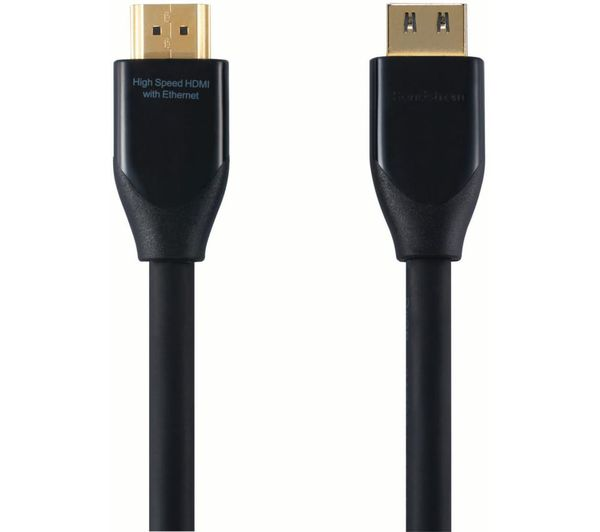 Image of SANDSTROM Black Series S5HDM115 High Speed HDMI Cable with Ethernet - 5 m