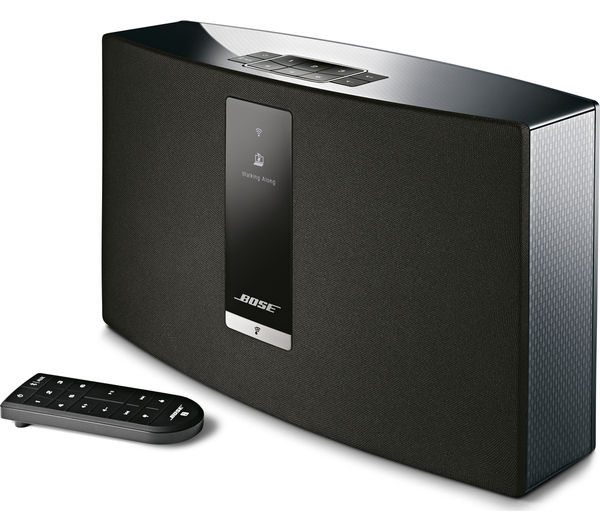 buy bose soundtouch 20 iii wireless smart sound multi room speaker free delivery currys. Black Bedroom Furniture Sets. Home Design Ideas