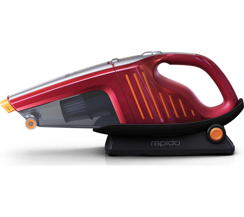 ELECTROLUX Rapido AG6106 Handheld Vacuum Cleaner - Watermelon Red
