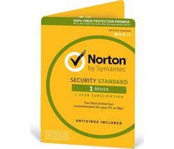 NORTON Security 2018 - 1 device for 1 year