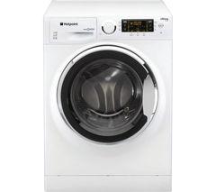 HOTPOINT Ultima S-line RPD10657JX Washing Machine - White