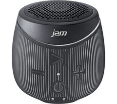 JAM Double Down HX-P370BK Portable Bluetooth Wireless Speaker - Black