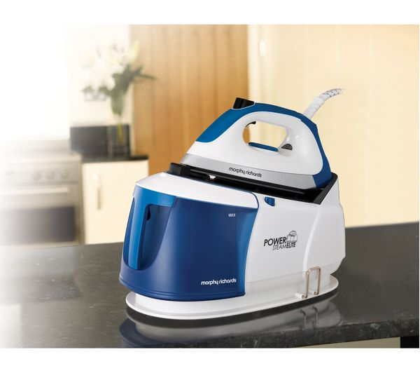 buy morphy richards power steam elite 332010 steam generator iron rh currys co uk