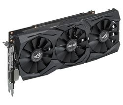 ASUS GeForce GTX 1060 6 GB ROG STRIX Graphics Card