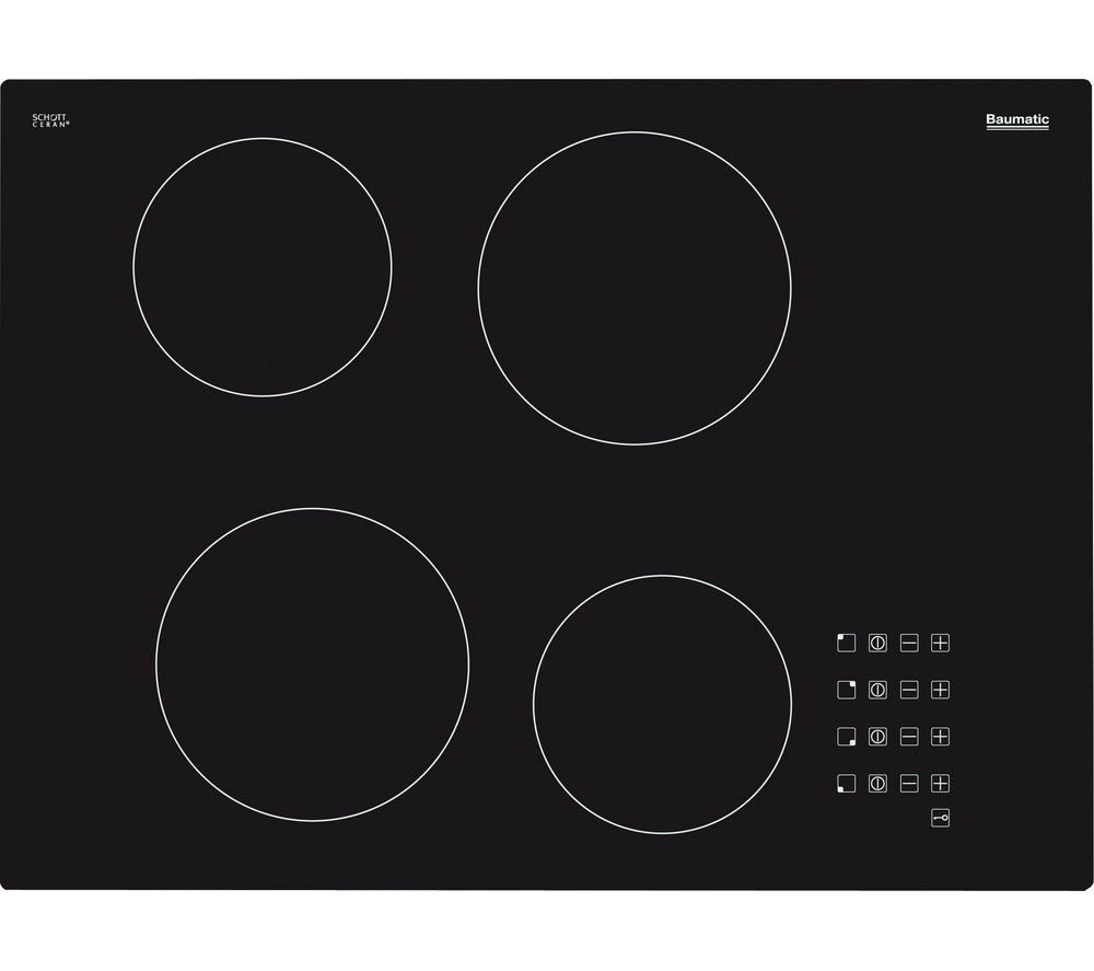 Compare retail prices of Baumatic BHC700 Electric Ceramic Hob to get the best deal online