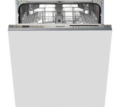 HOTPOINT Smart+ LTF 11M124 6C L UK Full-size Integrated Dishwasher