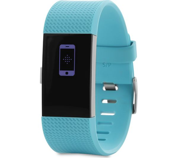 Buy Fitbit Charge 2 Teal Small Free Delivery Currys