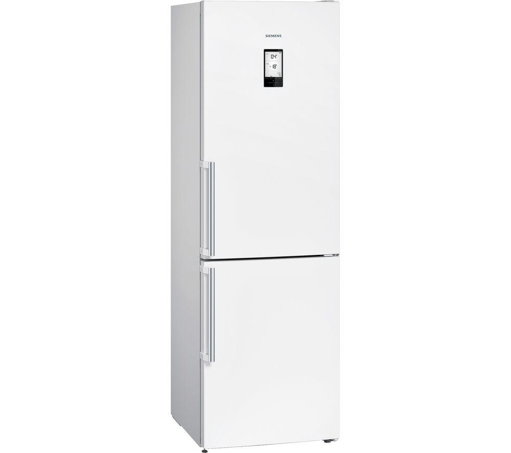 SIEMENS iQ500 KG36NAW35G Smart 60/40 Fridge Freezer - White