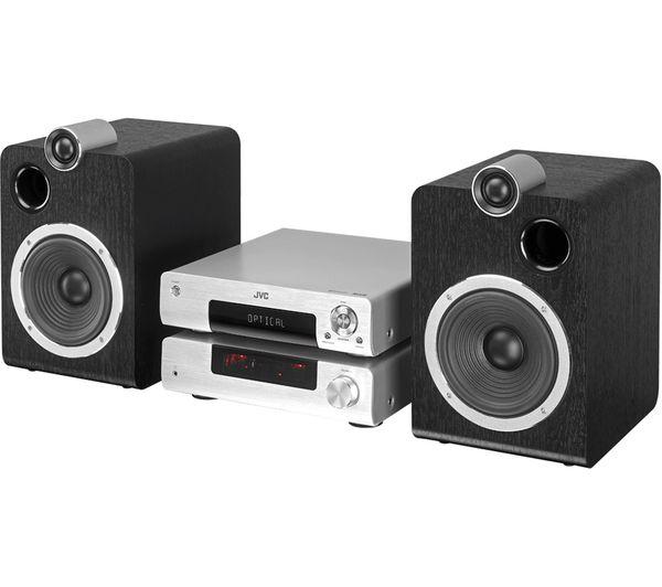 buy jvc ux d457s wireless traditional hi fi system. Black Bedroom Furniture Sets. Home Design Ideas