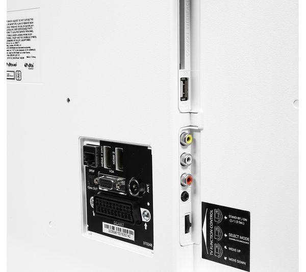 """Buy JVC LT-32C671 32"""" Smart LED TV - White"""