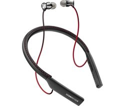 SENNHEISER Momentum Wireless Bluetooth Earphones - Black