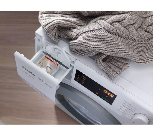 Buy Miele Wdd030 Ecoplus Amp Comfort Washing Machine White
