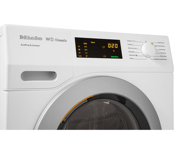 Verbazingwekkend Buy MIELE WDD030 EcoPlus & Comfort Washing Machine – White | Free DO-45