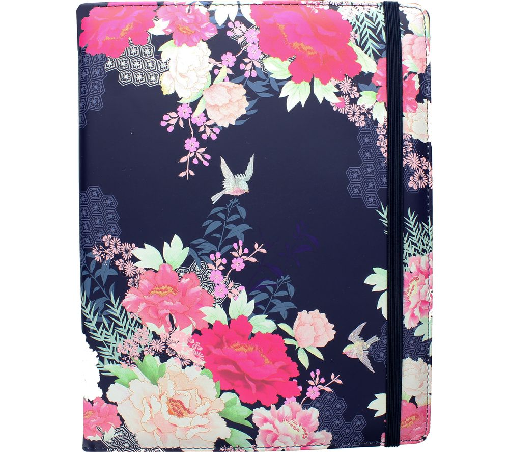 "ACCESSORIZE Oriental 10"" Tablet Case - Navy"