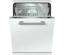 G4990Vi Full-size Integrated Dishwasher