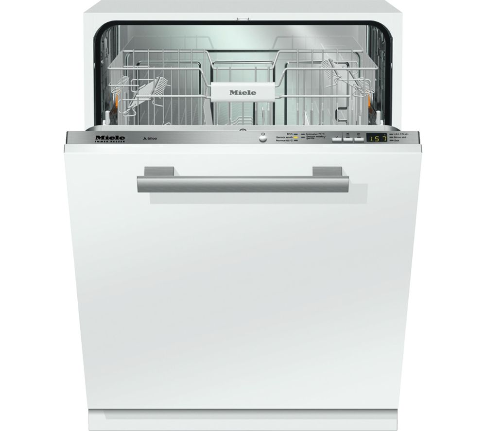 MIELE G4990Vi Full-size Integrated Dishwasher