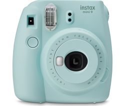 INSTAX mini 9 Instant Camera - Ice Blue