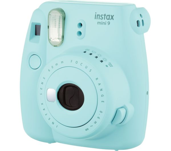 Image result for An Instax Mini 9 ice blue