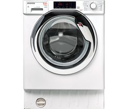 HOOVER H-WASH 500 HBWD 8514TAHC Integrated 8 kg Washer Dryer - White