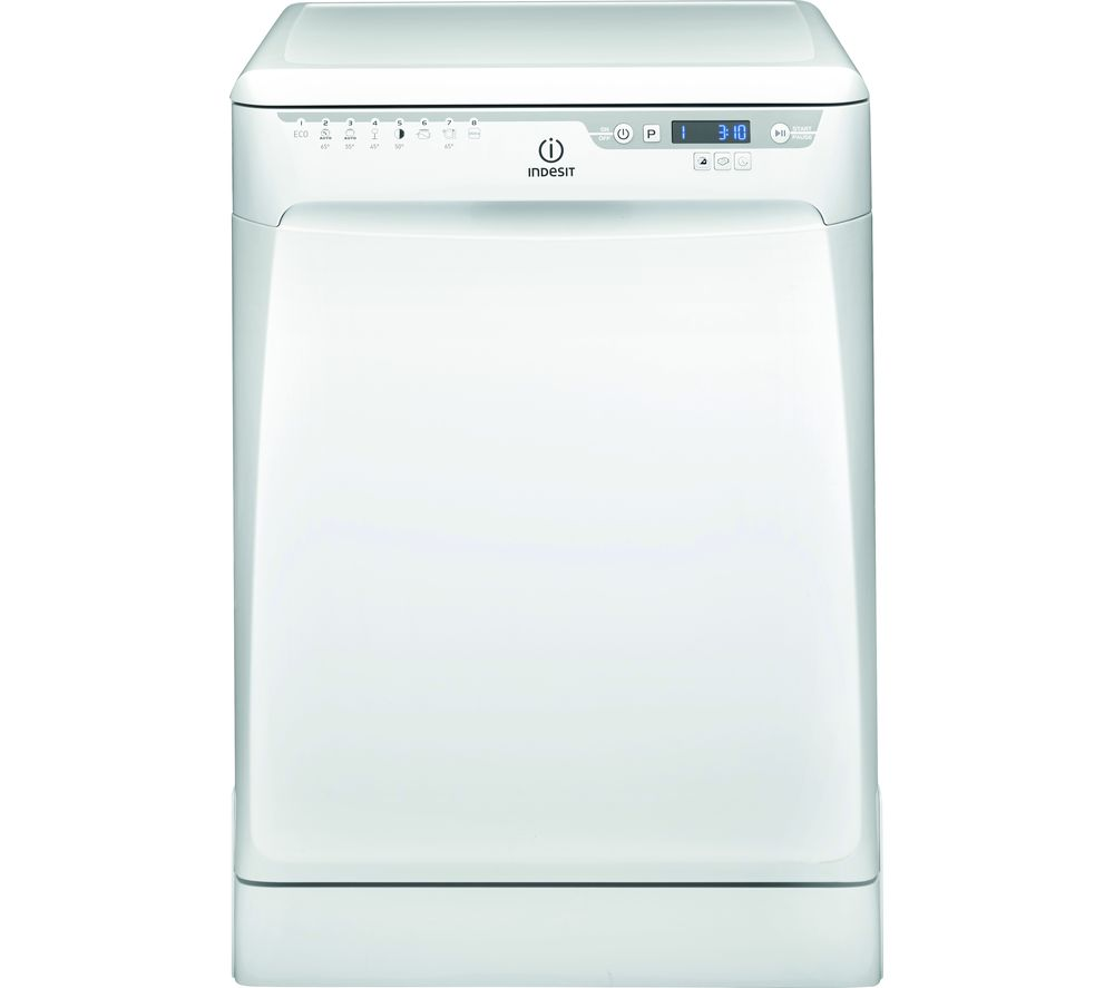 INDESIT DFP 58T94 Z Full-Size Dishwasher - White