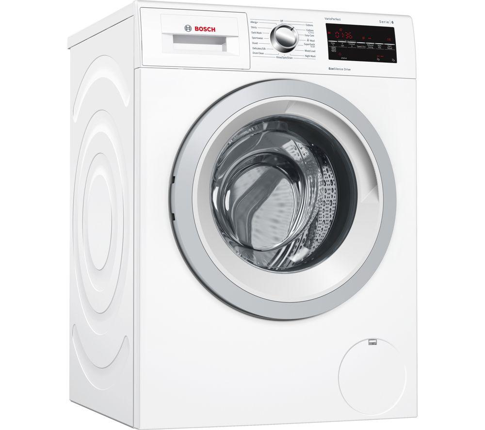 BOSCH WAT24421GB 8 kg 1200 Spin Washing Machine - White