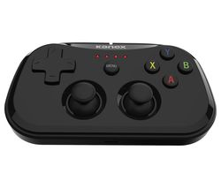 KANEX GoPlay Wireless Gamepad for iOS and Apple TV 4 - Black