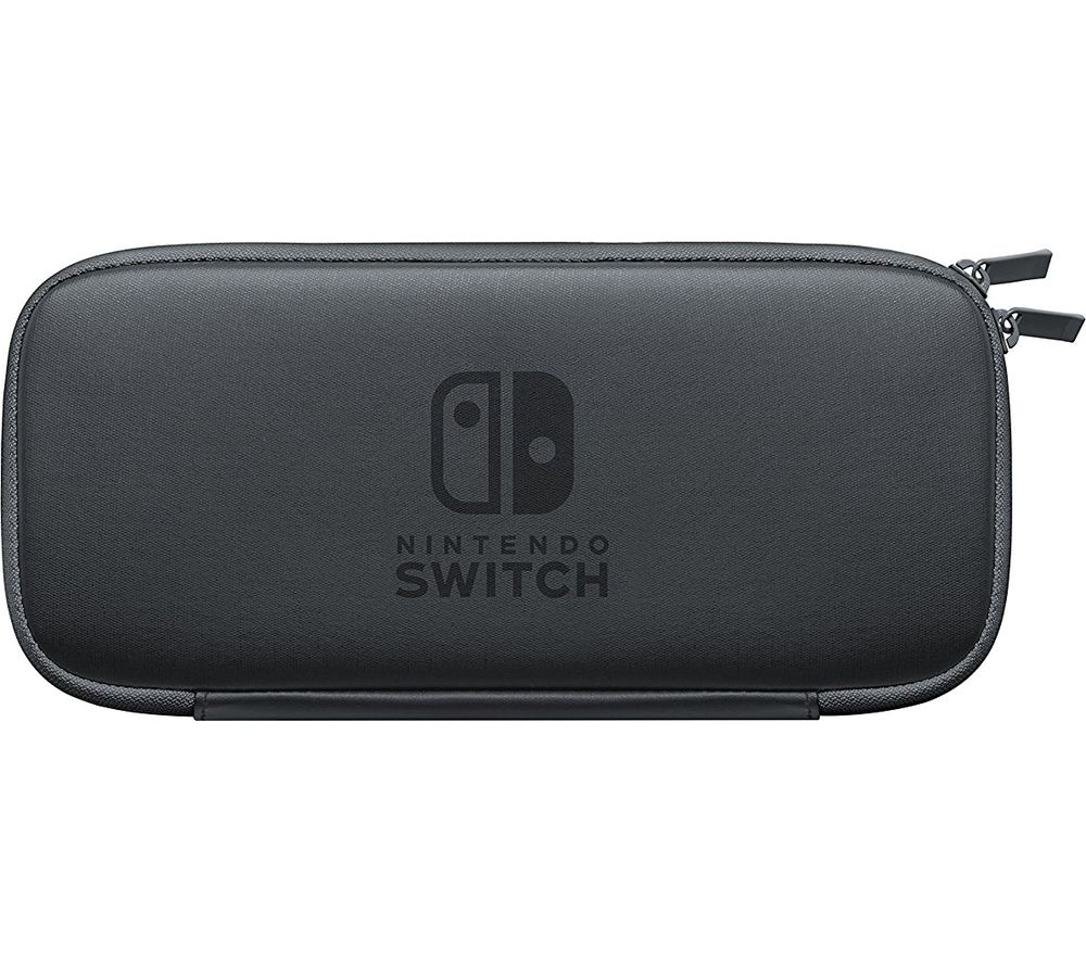 NINTENDO Switch Accessory Set - Black