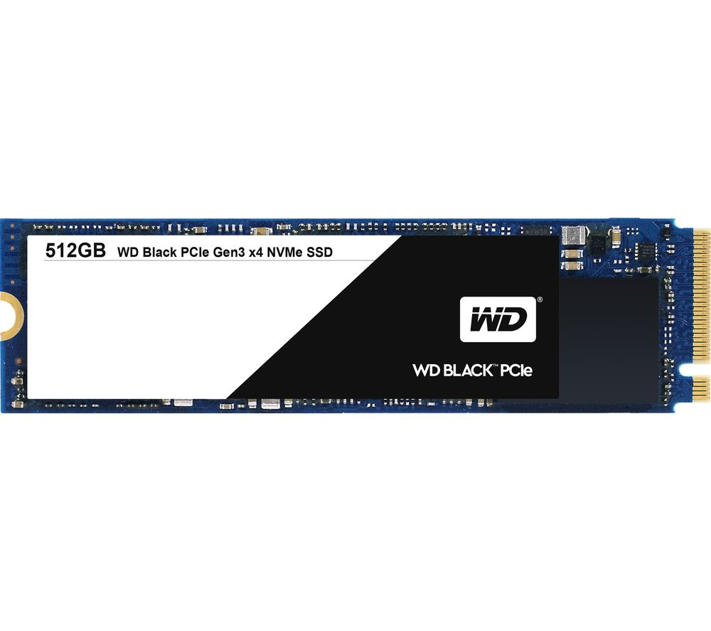 WDS512G1X0C Internal SSD - 512 GB