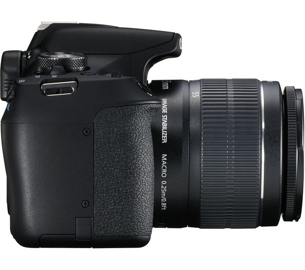 0e6046ba361 Buy CANON EOS 2000D DSLR Camera with EF-S 18-55 mm f/3.5-5.6 IS II ...