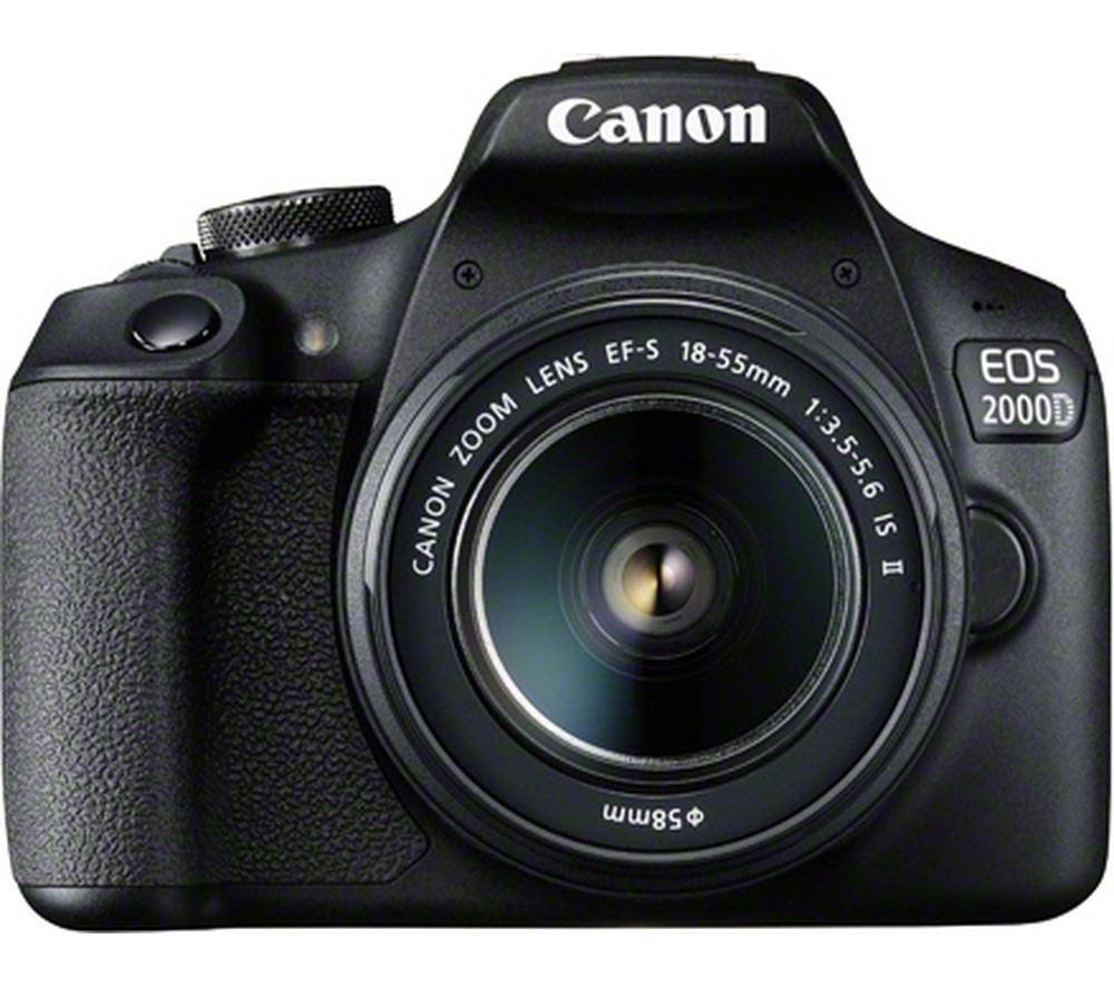 Click to view product details and reviews for Canon Eos 2000d Dslr Camera With Ef S 18 55 Mm F 35 56 Is Ii Lens.